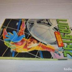 Coleccionismo deportivo: ALBUM LIGA 1991 1992 - FÚTBOL 1ª DIVISIÓN - EDICIONES ESTE - CON 414 CROMOS. Lote 220112552
