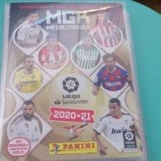 Coleccionismo deportivo: MEGACRACKS 2020 2021 ARCHIVADOR CON 278 CARTAS TODO EN FOTOS. Lote 221270536