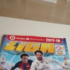Coleccionismo deportivo: G-45 ALBUM LIGA ESTE PANINI 2017 2018 17 18 POCOS CROMOS VER FOTOS. Lote 221391262