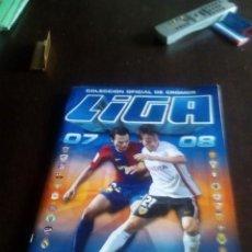Coleccionismo deportivo: ALBUM INCOMPLETO EDICIONES ESTE 2007-08 LIGA ESTE 07-08. Lote 221409331