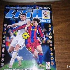 Coleccionismo deportivo: ED. ESTE 2011 2012 11 12 - ALBUM CON 571 CROMOS ( FALTAN 6 CROMOS PARA QUE ESTÉ TODO LO PUBLICADO). Lote 221455697