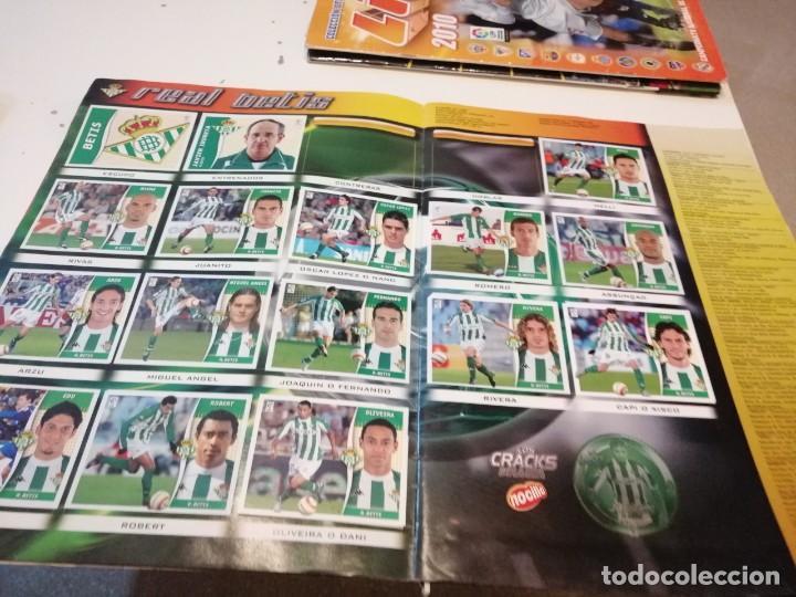 Coleccionismo deportivo: G-46 ALBUM ESTE PANINI FUTBOL LFP 2006 2007 06 07 MUCHOS CROMOS PARA APROVECHAR ALBUM CON TARA VER - Foto 8 - 221838106