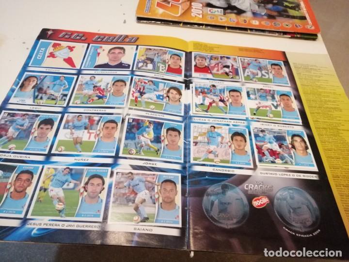 Coleccionismo deportivo: G-46 ALBUM ESTE PANINI FUTBOL LFP 2006 2007 06 07 MUCHOS CROMOS PARA APROVECHAR ALBUM CON TARA VER - Foto 9 - 221838106