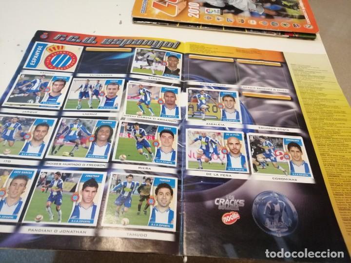Coleccionismo deportivo: G-46 ALBUM ESTE PANINI FUTBOL LFP 2006 2007 06 07 MUCHOS CROMOS PARA APROVECHAR ALBUM CON TARA VER - Foto 11 - 221838106