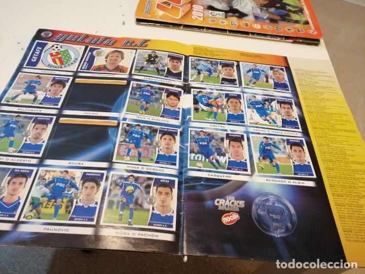 Coleccionismo deportivo: G-46 ALBUM ESTE PANINI FUTBOL LFP 2006 2007 06 07 MUCHOS CROMOS PARA APROVECHAR ALBUM CON TARA VER - Foto 12 - 221838106