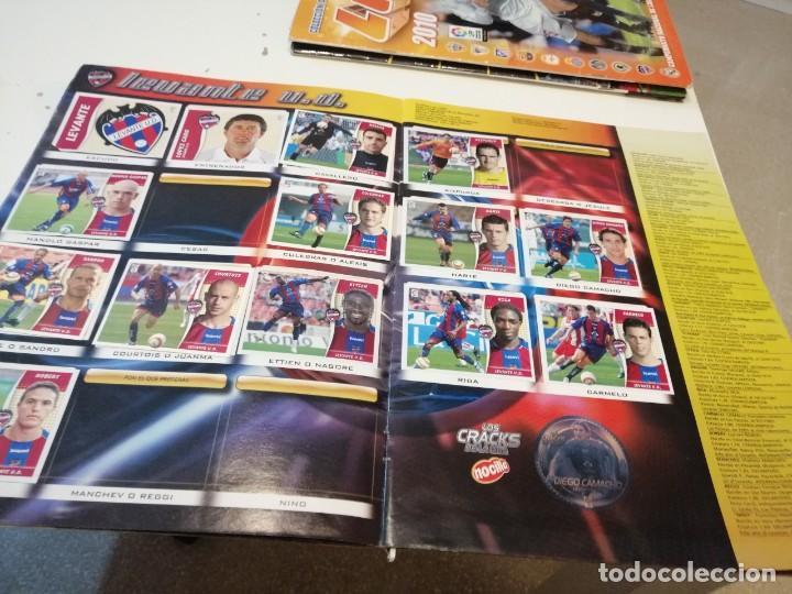 Coleccionismo deportivo: G-46 ALBUM ESTE PANINI FUTBOL LFP 2006 2007 06 07 MUCHOS CROMOS PARA APROVECHAR ALBUM CON TARA VER - Foto 15 - 221838106