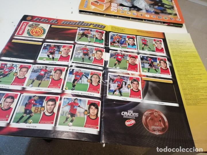 Coleccionismo deportivo: G-46 ALBUM ESTE PANINI FUTBOL LFP 2006 2007 06 07 MUCHOS CROMOS PARA APROVECHAR ALBUM CON TARA VER - Foto 17 - 221838106