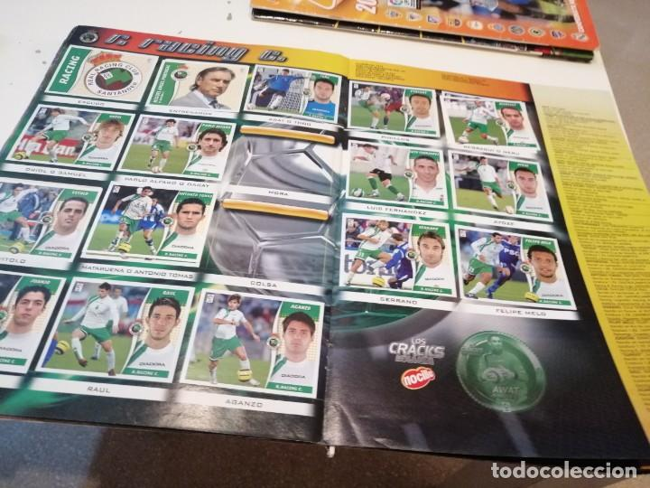 Coleccionismo deportivo: G-46 ALBUM ESTE PANINI FUTBOL LFP 2006 2007 06 07 MUCHOS CROMOS PARA APROVECHAR ALBUM CON TARA VER - Foto 19 - 221838106