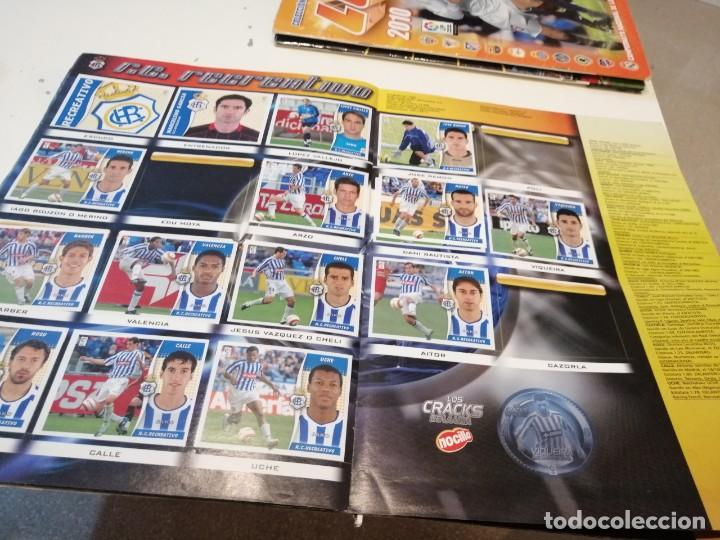 Coleccionismo deportivo: G-46 ALBUM ESTE PANINI FUTBOL LFP 2006 2007 06 07 MUCHOS CROMOS PARA APROVECHAR ALBUM CON TARA VER - Foto 20 - 221838106