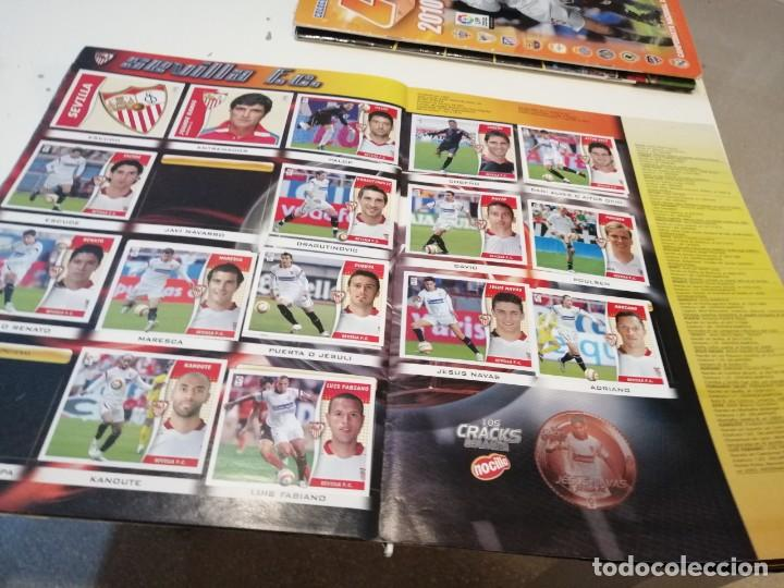 Coleccionismo deportivo: G-46 ALBUM ESTE PANINI FUTBOL LFP 2006 2007 06 07 MUCHOS CROMOS PARA APROVECHAR ALBUM CON TARA VER - Foto 21 - 221838106