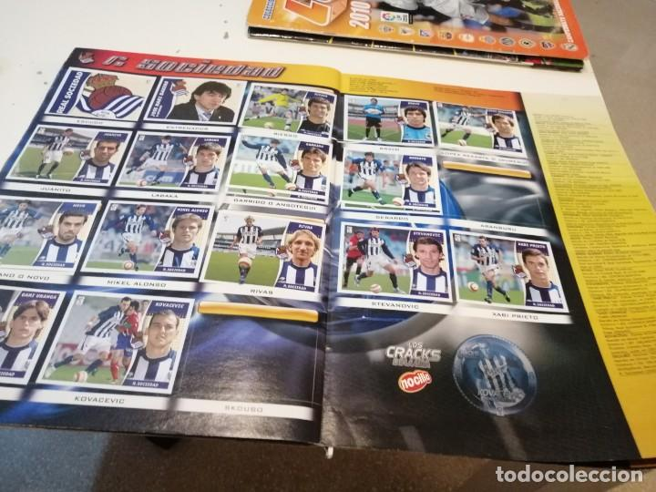 Coleccionismo deportivo: G-46 ALBUM ESTE PANINI FUTBOL LFP 2006 2007 06 07 MUCHOS CROMOS PARA APROVECHAR ALBUM CON TARA VER - Foto 22 - 221838106