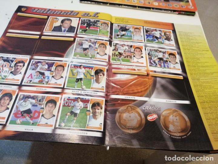 Coleccionismo deportivo: G-46 ALBUM ESTE PANINI FUTBOL LFP 2006 2007 06 07 MUCHOS CROMOS PARA APROVECHAR ALBUM CON TARA VER - Foto 23 - 221838106