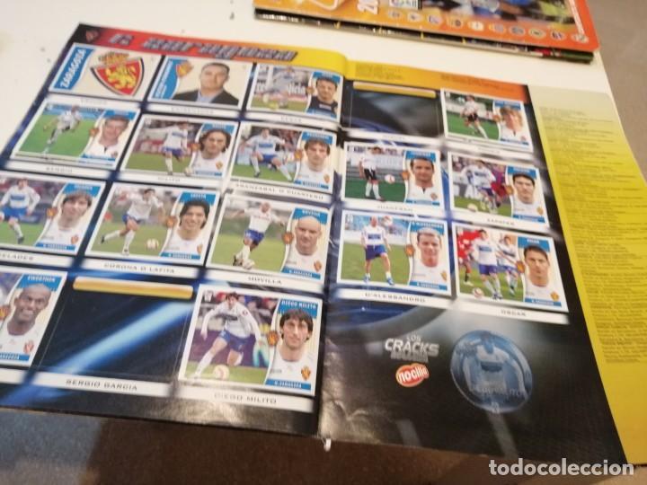 Coleccionismo deportivo: G-46 ALBUM ESTE PANINI FUTBOL LFP 2006 2007 06 07 MUCHOS CROMOS PARA APROVECHAR ALBUM CON TARA VER - Foto 25 - 221838106
