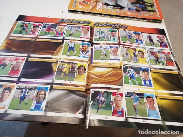 Coleccionismo deportivo: G-46 ALBUM ESTE PANINI FUTBOL LFP 2006 2007 06 07 MUCHOS CROMOS PARA APROVECHAR ALBUM CON TARA VER - Foto 26 - 221838106