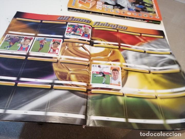 Coleccionismo deportivo: G-46 ALBUM ESTE PANINI FUTBOL LFP 2006 2007 06 07 MUCHOS CROMOS PARA APROVECHAR ALBUM CON TARA VER - Foto 28 - 221838106