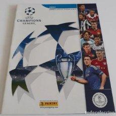 Coleccionismo deportivo: UEFA CHAMPION LEAGUE TEMPORADA 2012 - 2013 - 12 - 13 PANINI - ALBUM OFICIAL. 85 CROMOS. Lote 221861892