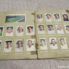 Coleccionismo deportivo: CAMPEONATOS NACIONALES DE FÚTBOL , RUIZ ROMERO, 1959, FALTO DE CUBIERTAS Y CON DEFECTOS, VER FOTOS. Lote 221864861
