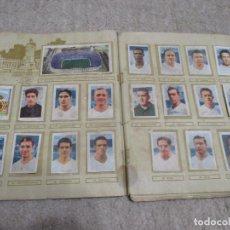 Coleccionismo deportivo: CAMPEONATOS NACIONALES DE FÚTBOL Y COPA DE EUROPA, RUIZ ROMERO, 1960, DEFECTUOSO, VER FOTOS. Lote 221866780