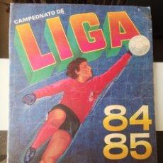 Coleccionismo deportivo: ALBUM CROMOS FUTBOL LIGA 84 85 CROMOS CANO PRIMERA DIVISION 1984. Lote 222024723