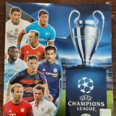 Coleccionismo deportivo: ALBUM DE CROMOS UEFA CHAMPIONS LEAGUE 2015/2016 - TOPPS (NUEVO). Lote 222220795
