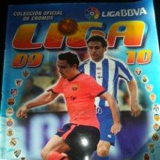 Coleccionismo deportivo: ALBUM ESTE LIGA 2009/10. Lote 222252128