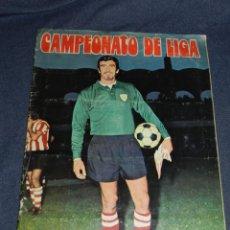 Coleccionismo deportivo: ALBUM CAMPEONATO DE LIGA 1975 / 76 , EDT DISGRA , FALTAN 36 CROMOS. Lote 222433328