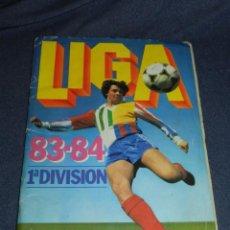 Coleccionismo deportivo: ALBUM LIGA 83 - 84 1 DIVISION, EDICIONES ESTE, FALTAN 6 FICHAJES, SEÑALES DE USO. Lote 222434052