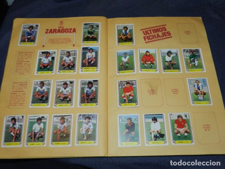 Coleccionismo deportivo: ALBUM CAMPEONATO LIGA 80 81 , EDC ESTE , FALTAN 62 CROMOS, HAY 18 COLOCAS, SEÑALES DE USO - Foto 14 - 222434865