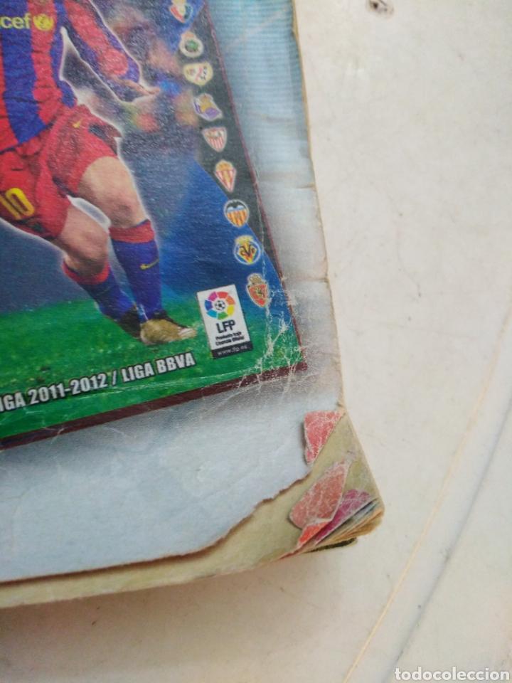 Coleccionismo deportivo: Álbum incompleto liga 2011-2012 ( faltan muy pocos cromos ) - Foto 3 - 222615547