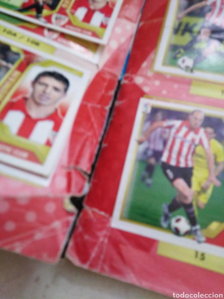 Coleccionismo deportivo: Álbum incompleto liga 2011-2012 ( faltan muy pocos cromos ) - Foto 4 - 222615547