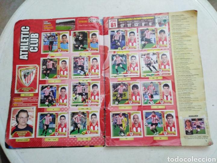 Coleccionismo deportivo: Álbum incompleto liga 2011-2012 ( faltan muy pocos cromos ) - Foto 5 - 222615547