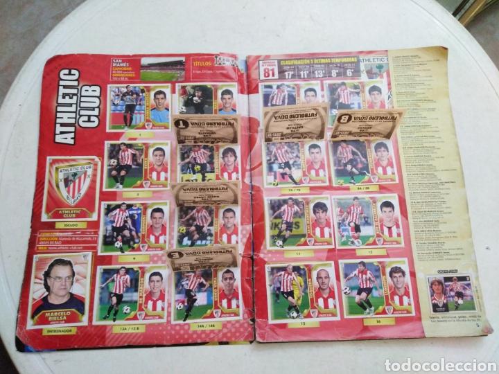 Coleccionismo deportivo: Álbum incompleto liga 2011-2012 ( faltan muy pocos cromos ) - Foto 6 - 222615547