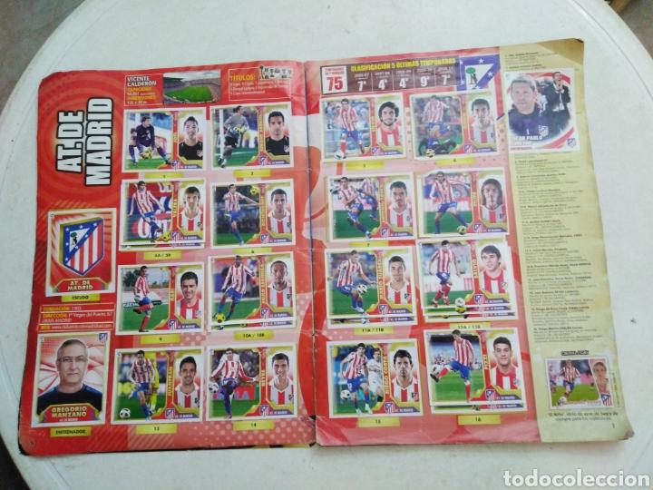Coleccionismo deportivo: Álbum incompleto liga 2011-2012 ( faltan muy pocos cromos ) - Foto 7 - 222615547