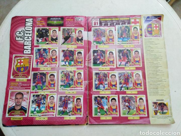 Coleccionismo deportivo: Álbum incompleto liga 2011-2012 ( faltan muy pocos cromos ) - Foto 9 - 222615547