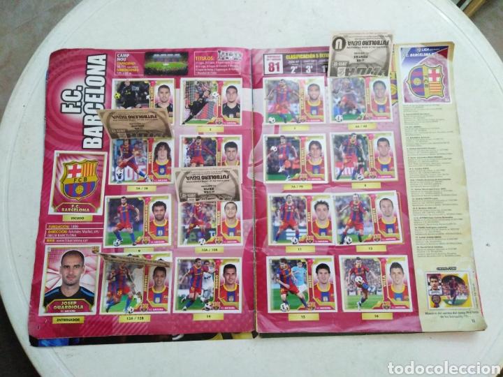 Coleccionismo deportivo: Álbum incompleto liga 2011-2012 ( faltan muy pocos cromos ) - Foto 10 - 222615547