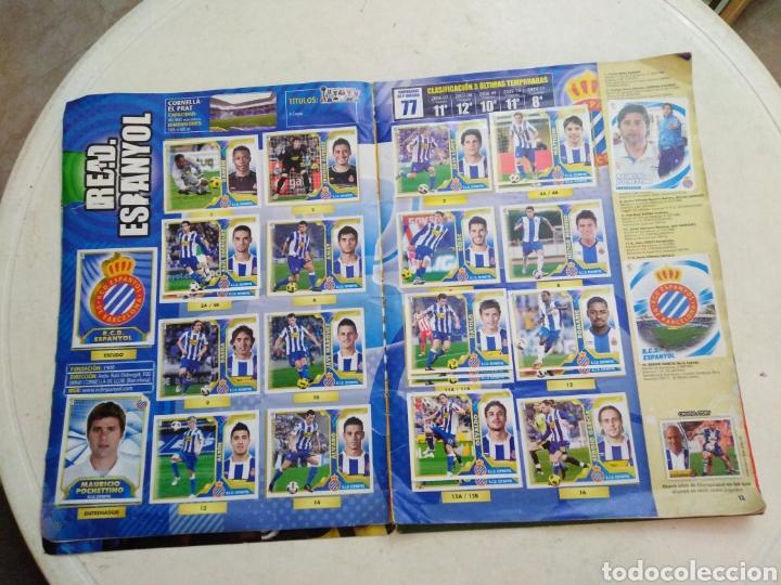 Coleccionismo deportivo: Álbum incompleto liga 2011-2012 ( faltan muy pocos cromos ) - Foto 12 - 222615547