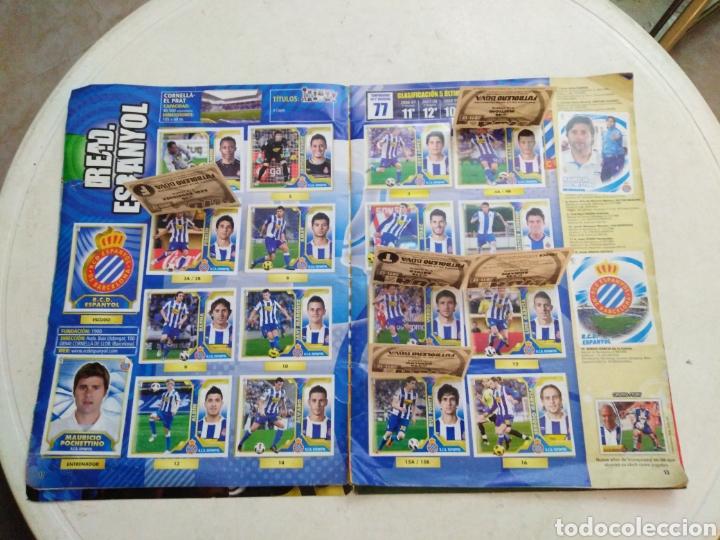 Coleccionismo deportivo: Álbum incompleto liga 2011-2012 ( faltan muy pocos cromos ) - Foto 13 - 222615547