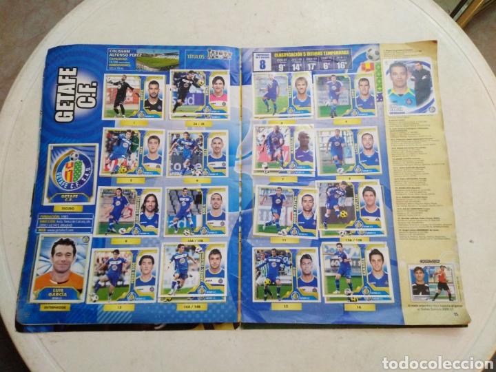 Coleccionismo deportivo: Álbum incompleto liga 2011-2012 ( faltan muy pocos cromos ) - Foto 14 - 222615547