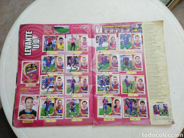 Coleccionismo deportivo: Álbum incompleto liga 2011-2012 ( faltan muy pocos cromos ) - Foto 18 - 222615547