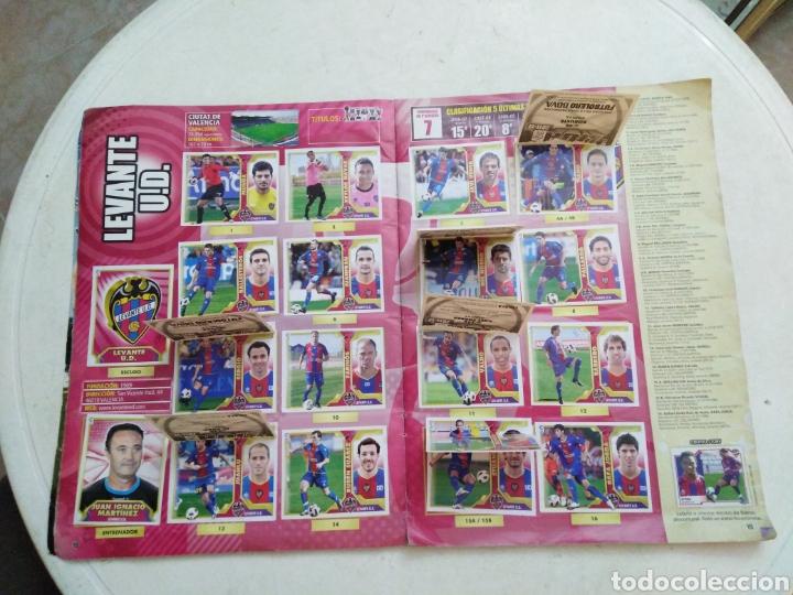 Coleccionismo deportivo: Álbum incompleto liga 2011-2012 ( faltan muy pocos cromos ) - Foto 19 - 222615547