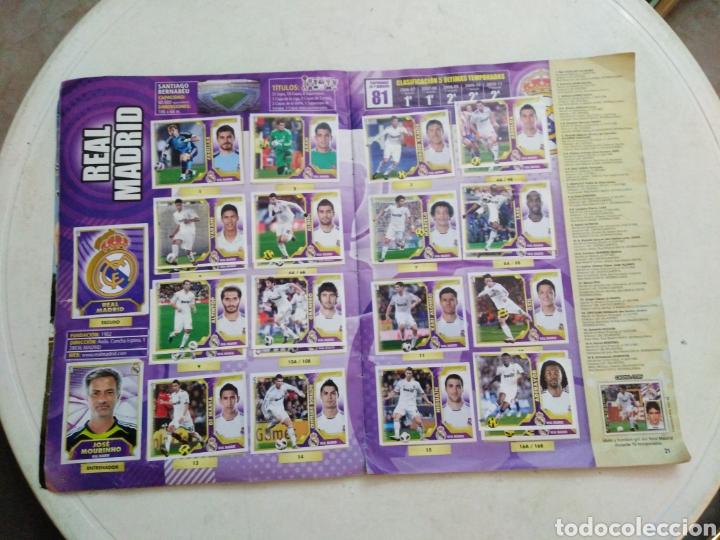 Coleccionismo deportivo: Álbum incompleto liga 2011-2012 ( faltan muy pocos cromos ) - Foto 20 - 222615547