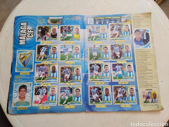 Coleccionismo deportivo: Álbum incompleto liga 2011-2012 ( faltan muy pocos cromos ) - Foto 22 - 222615547
