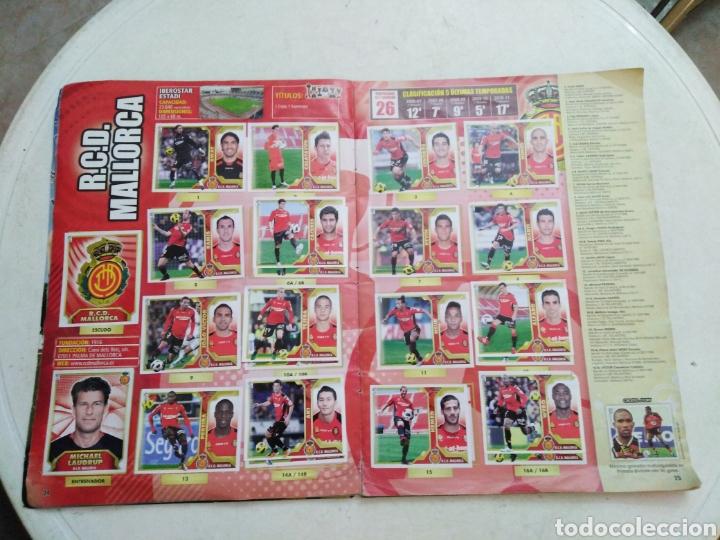 Coleccionismo deportivo: Álbum incompleto liga 2011-2012 ( faltan muy pocos cromos ) - Foto 24 - 222615547