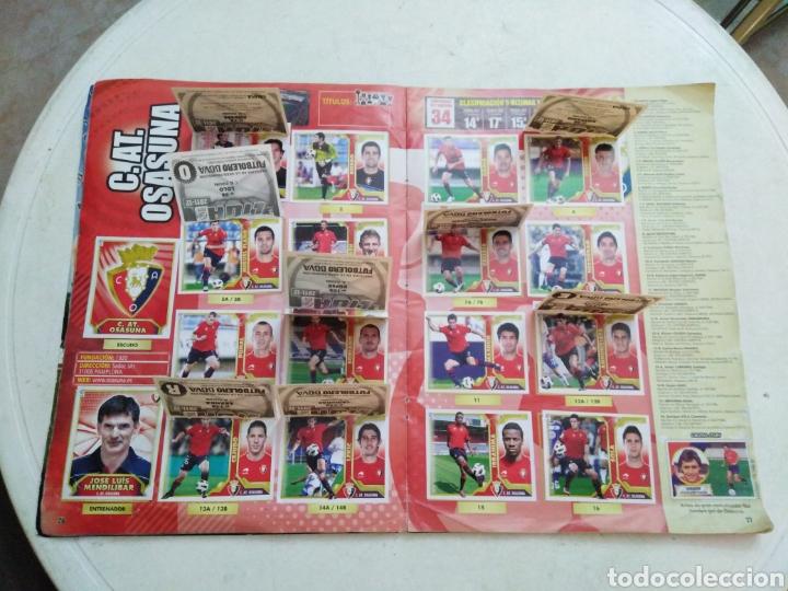 Coleccionismo deportivo: Álbum incompleto liga 2011-2012 ( faltan muy pocos cromos ) - Foto 27 - 222615547