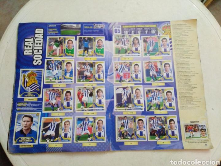 Coleccionismo deportivo: Álbum incompleto liga 2011-2012 ( faltan muy pocos cromos ) - Foto 32 - 222615547