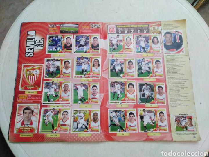 Coleccionismo deportivo: Álbum incompleto liga 2011-2012 ( faltan muy pocos cromos ) - Foto 34 - 222615547