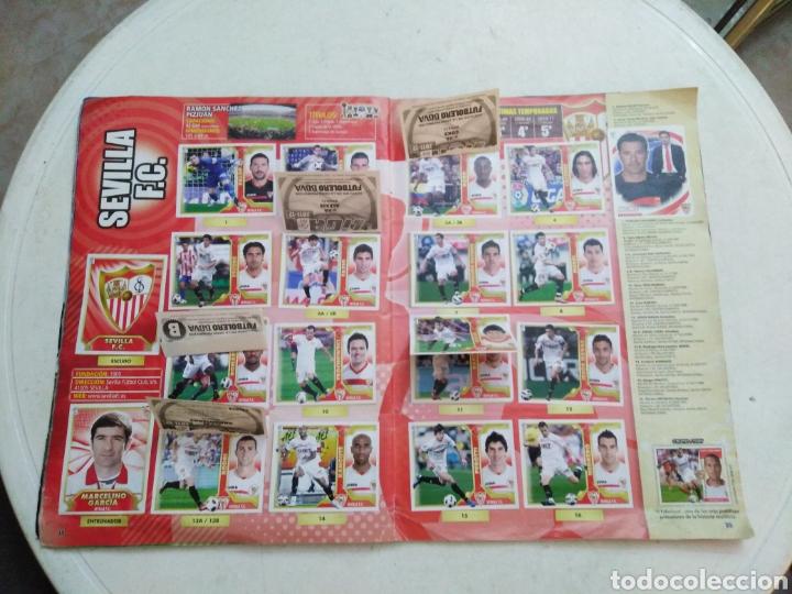 Coleccionismo deportivo: Álbum incompleto liga 2011-2012 ( faltan muy pocos cromos ) - Foto 35 - 222615547