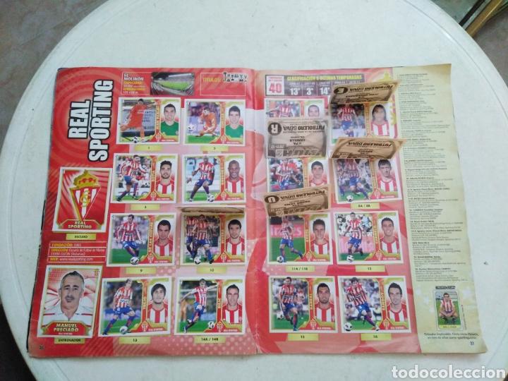 Coleccionismo deportivo: Álbum incompleto liga 2011-2012 ( faltan muy pocos cromos ) - Foto 37 - 222615547