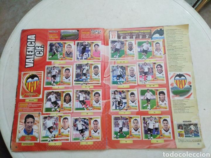 Coleccionismo deportivo: Álbum incompleto liga 2011-2012 ( faltan muy pocos cromos ) - Foto 38 - 222615547
