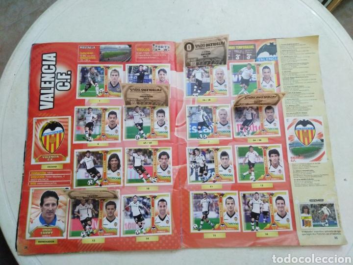 Coleccionismo deportivo: Álbum incompleto liga 2011-2012 ( faltan muy pocos cromos ) - Foto 39 - 222615547
